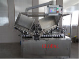 Enchimento da câmara de ar e máquina automáticos de alta velocidade do aferidor para o dentífrico