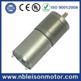 25mm CE RoHS 12V Baja Rpm DC Gear Motor