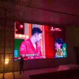 Innenfarbenreiche Video P2.5 LED-Bildschirmanzeige für das Bekanntmachen des Bildschirms