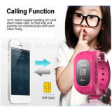 vigilanza dell'inseguitore di GPS dei bambini di 2g GSM con la fessura per carta di SIM