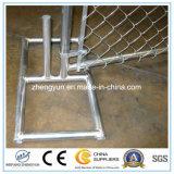Qualitäts-preiswerter Preis-heißer eingetauchter galvanisierter temporärer Zaun