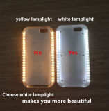 LED SelfieのiPhone 6/6s/6s Plus/5seのための軽い電話箱