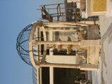Egito Creme Bege Qu Yang Escultura De Pedra Gazeta De Mármore (SY-G015)