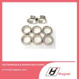 SuperPowe kundenspezifischer N35 N38 Ring permanenter NdFeB Neodym-Magnet