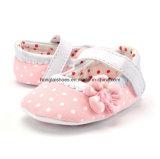 Ботинки 03 малыша младенца мягкие нижние крытые