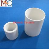 China-Lieferanten-hoher Reinheitsgrad-Tonerde-keramische Faser-Gefäß