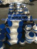 A815 Uns S32760の管付属品のステンレス鋼の同心の減力剤