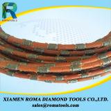 Alambres del diamante de Romatools para el diámetro multifilar 7.3m m de la máquina