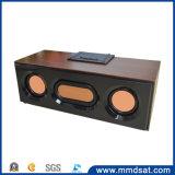 Altavoz sin hilos de madera clásico de JT362 Bluetooth