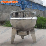 Chocolate vertical Jacketed Kettle (50-1000L) pour Cooking