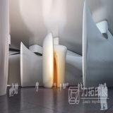 rappresentazione architettonica 3D con l'alta qualità