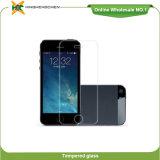 protezione dello schermo di vetro Tempered 9h per il iPhone 5 5s 5c