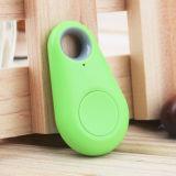 Bluetooth 4.0 GPS Verfolger-Feststeller-Marken-Warnungs-Mappen-Schlüssel-Hund Pets Verfolger