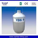 저온 저장 액체 질소 탱크 액체 질소 콘테이너