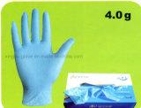 Перчатка медицинского осмотра нитрила избавления (E400)