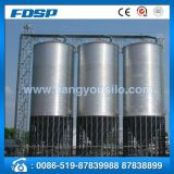 De Tank van het Cement van het Roestvrij staal van de Silo van de Bodem van de Vultrechter van de Silo's van de Opslag van Fdsp in het Landbouwbedrijf van de Kip