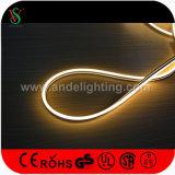 超薄い防水ネオンライト、LEDのネオン屈曲ロープライト