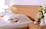 Festes hölzernes Bett-moderne doppelte Betten (M-X2259)