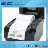 (BTP-L580IIP) Peeler 80mm USB 평행한 RS232 연속되는 RS485 이더네트 WLAN POS 열 영수증 레이블 인쇄 기계를 가진 유출 증거