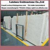 Het goed Opgepoetste Witte Marmer van China, de Marmeren Plakken van het Sneeuwwitje