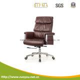普及した販売の革会議の椅子(D625)