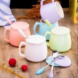Чашка молока кружки кружки кофеего фарфора конструкции способа керамическая