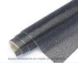 Flatback Self Adhesive Rhinestone Sheet Hotfix to Fabric Rhinestone 2mm Mesh Roll (TM-244 / 2mm montana)