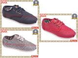 Chaussures 2013 de toile pour les enfants (SD6145)