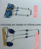 Вагонетка руки конкурентоспособной цены складывая с 2 колесами