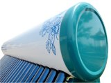 Calentador de agua solar de energía renovable