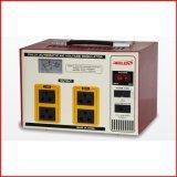estabilizador SVC-1000va del voltaje del motor servo la monofásico 1000va