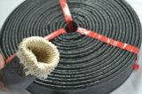 De beschermende Kokers van de Brand van de Slang (de Silicone Met een laag bedekte Koker van de Glasvezel)