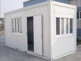 Casa movible combinada instalación fácil del contenedor