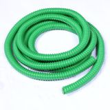 PVC flexible Reinforced Hose pour Wire Cable Protection