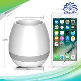 Haut-parleur portatif de Bluetooth de Flowerpot de musique sèche créatrice de détecteur mini pour des cadeaux