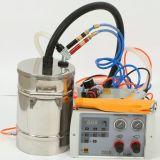 吹き付け器が付いている静電気の粉の絵画装置