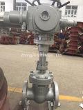 Válvula de compuerta de control del motor eléctrico (Z941H-DN125-10MPa)