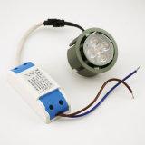 Proyector puro de la fuente de alimentación externo del aluminio 5W SMD LED (fuente de alimentación externo) Lt8000-5W