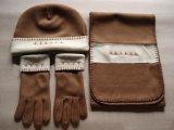 北極の羊毛のスキースカーフセット