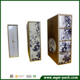 Promotional Luxury Classical Wooden Tea Box