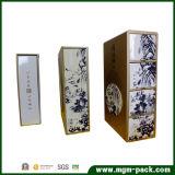 昇進の贅沢な古典的な木の茶ボックス