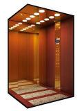 Классицистическая кабина лифта для селитебных зданий