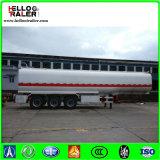 Tri acoplado del tanque de petróleo del árbol 42000L de China para la venta