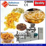 선 생산 기계를 만드는 옥수수 식사