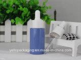 bouteille en plastique de empaquetage cosmétique de bouteille cosmétique de bouteille de l'égouttement 30ml