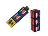 USB Flash Drive OEM USB Stick USB Pendrives Flash Card Memory Stick Flash Disk USB 2.0 Print Logo Dice Rubik's Cube