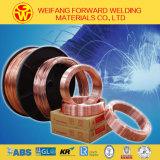Провод заварки MIG защищаемый газом 15kg/Spool
