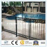 Cerca temporal de la piscina de la venta del metal de acero caliente del PVC