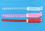Wegwerfbare Patient Identifikation-Armbänder/geduldiges Identifikation-Band