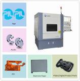 Corte por láser de CO2 y máquina de grabado de materiales no metálicos Film